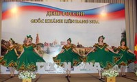 Russischer Nationalfeiertag in Ho Chi Minh Stadt