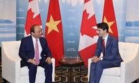 Premierminister Nguyen Xuan Phuc beendet Kanada-Besuch