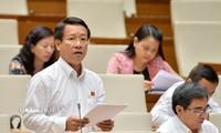 Beschleunigung des Aufbaus der Gesetzgebung