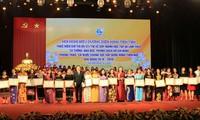 """Konferenz zur Kampagne """"Lernen und Arbeiten nach der Ideologie, der Moral und dem Stil Ho Chi Minhs"""""""