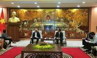 Hanoi vertärkt Zusammenarbeit bei Anpassungen an den Klimawandel