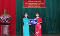 Kon Tum: Gemeinsam mit Frauen an der Grenze
