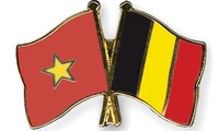 Freundschaftstreffen zwischen Vietnam und Belgien