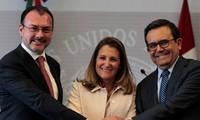 USA, Mexiko und Kanada setzen NAFTA-Verhandlungen fort