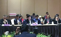 Sitzung der Außenminister der Mekong- und der Ganges-Länder
