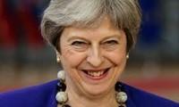Britische Premierministerin glaubt an Vereinbarungen mit der EU über den Brexit