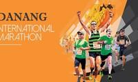 Mehr als 7. 000 Menschen nehmen am internationalen Marathonin Danang teil