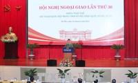 Parlamentspräsidentin Nguyen Thi Kim Ngan nimmt an Sitzung für internationale Beziehungen des Parlaments teil