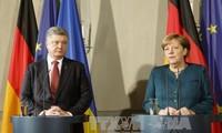 Deutschland und die Ukreine diskutieren über Donbas