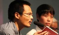 Verleihung des französischen Reiter-Ordens für Literatur und Kunst an Nguyen Nhat Anh
