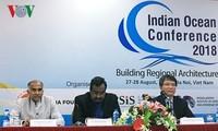 """Seminar über indischen Ozean unter Motto """"Aufbau der Struktur in der Region"""""""