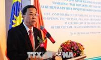 Kulturfestival zwischen Vietnam und Malaysia