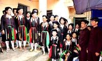 Soong Co-Gesang: Die Einzigartigkeit der Volksgruppe der San Diu