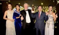 Vietnam erhält Preis für Welttourismus 2018