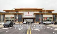 Eröffnung des internationalen Grenzübergang zwischen Chi Ma (Vietnam) und Ai Dian (China)