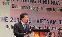Vizepremierminister Trinh Dinh Dung empfängt Vertreter der großen US-Unternehmen