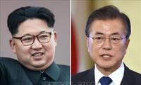 Denuklerisierung ist Hauptthema beim Gipfeltreffen von Nord- und Südkorea
