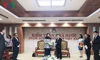 Rechnungshöfe Vietnams und Malaysia arbeiten zusammen