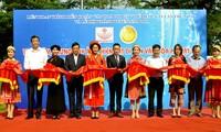 Ausstellung immaterielles Kulturerbe und ausgezeichnete Erzeugnisse von Tuyen Quang
