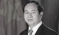 Staatspräsident Tran Dai Quang ist tot