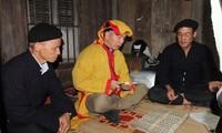 Geburtstagssitte der Volksgruppe der Nung in Thai Nguyen