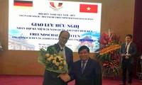 Vertiefung der Beziehungen und der Zusammenarbeit zwischen Vietnam und Deutschland