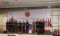 Eröffnung der Konferenz der Justizminister der ASEAN-Staaten