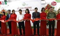 Gründung der ersten Gewebe-Bank in Vietnam