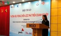 Förderung des Aufbaus der Marken für vietnamesische Unternehmen