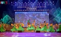 Eröffnung des Festivals der Kultur, des Sports und des Tourismus der verschiedenen Volksgruppen im Nordosten Vietnams
