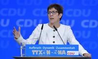 CDU-Generalsekretärin erklärt Kandidatur für CDU-Parteivorsitz