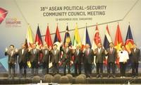 Solidarität der ASEAN gegenüber Sicherheitsherausforderungen