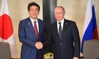 Japan ist  bereit, mit Russland über einen Friedensvertrag zu verhandeln
