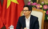 Vizepremierminister Vu Duc Dam plädiert für professionelle Außenpolitiker
