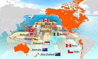 Neuseeland und Vietnam teilen Informationen über CPTPP