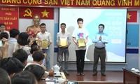 """Ho Chi Minh Stadt: Preisverleihung """"Initiative der Gemeinschaften 2018"""""""