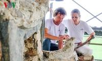 Eine deutsche Frau engagiert sich für das Kulturerbe in Hue