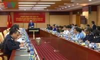 """4. Sitzung der nationalen Kommission für die """"Eine-Tür-Politik"""" im ASEAN-Raum"""