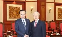 Vietnam will strategische Partnerschaft zu Südkorea vertiefen