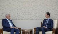Syrien warnt vor ausländischen Kräften
