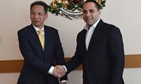 Bulgarien unterstützt die Unterzeichnung des Freihandelsabkommens zwischen der EU und Vietnam