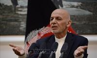 Afghanistans Präsident ruft Abgeordnete des Landes zu Verhandlungen mit Taliban auf