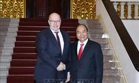 Vietnam und Deutschland wollen Zusammenarbeit intensivieren