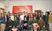 Feier zum Jahrestag der Befreiung Südvietnams in Russland