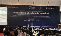 Diskussion auf Forum der vietnamesischen Privatwirtschaft 2019