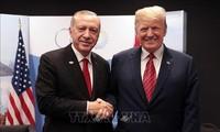 USA und Türkei haben sich bei einer Vereinbarung über  eine Sicherheitszone in Syrien angenähert