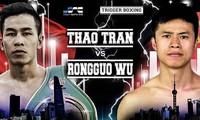 Vietnamesischer Boxer schlägt chinesischen Boxer KO