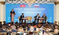 Ausschöpfung des Zusammenarbeitspotenzials der Unternehmen aus Vietnam und Russland