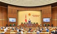 Wirtschaft und Gesellschaft Vietnams boten im vergangenen Jahr ein schönes und umfassendes Bild