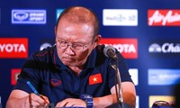 Park Hang Seo will mit der vietnamesischen Fußballmannschaft langfristig planen